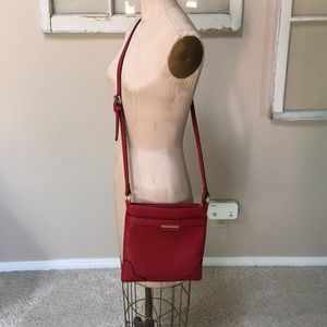 Handbags - NWOT Red Crossbody Purse